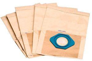 Bolsas de papel Jeb para aspiración
