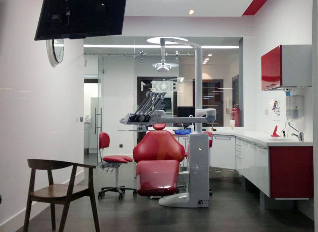 Clínica dental soñada Jeb Proclilab