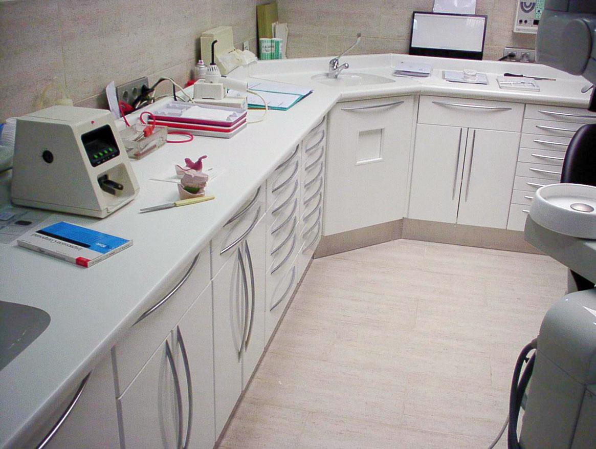Muebles para clínica dental Jeb Proclilab