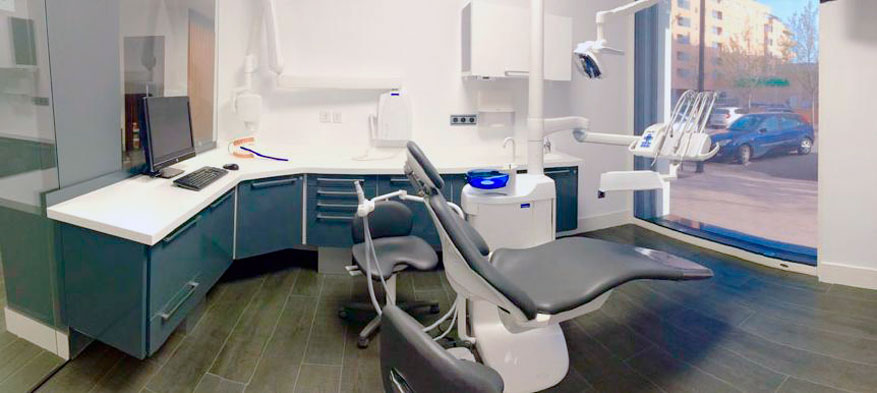 Base. Muebles para clínica dental Jeb Proclilab