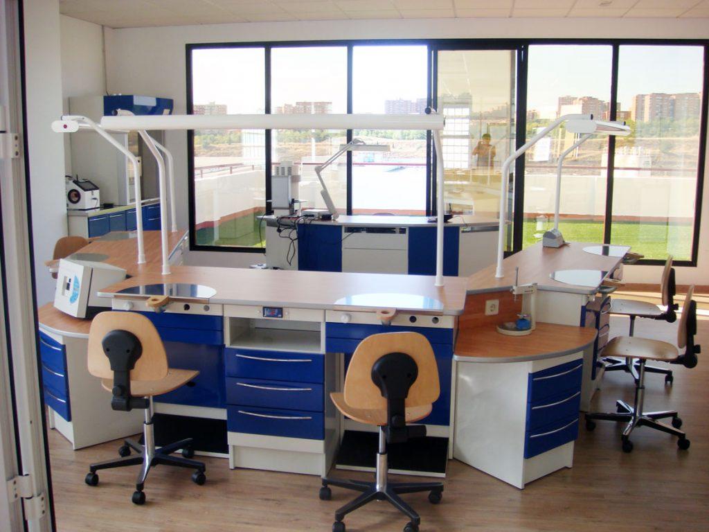 Proyecto de Laboratorio de prótesis dental soñado Jeb Proclilab