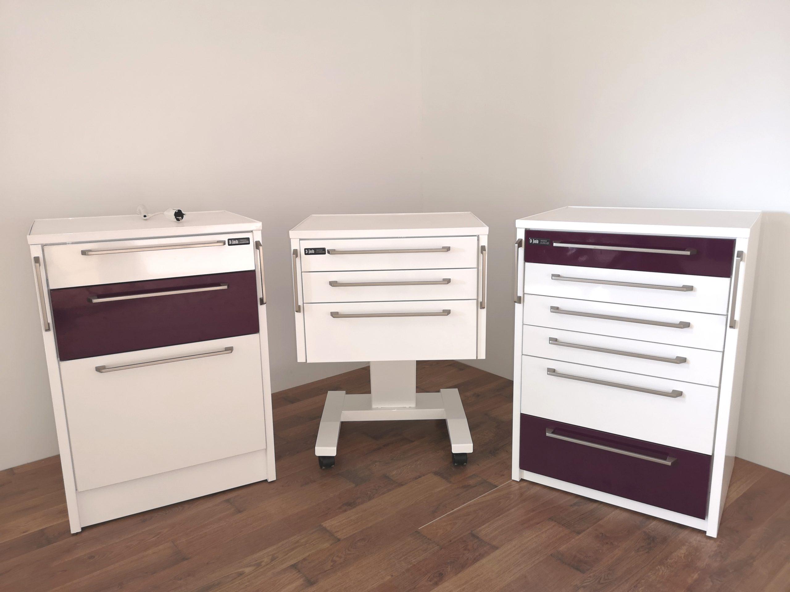 Muebles para clínica dental